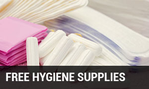 Free Hygiene Supplies